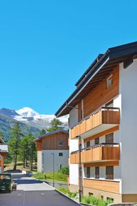 Photo for Apartment Chalet Venetz in Saas-Fee - 5 persons, 2 bedrooms
