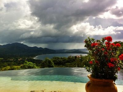 Photo for Spacious 4 bedroom Villa with Ocean and Mountain views