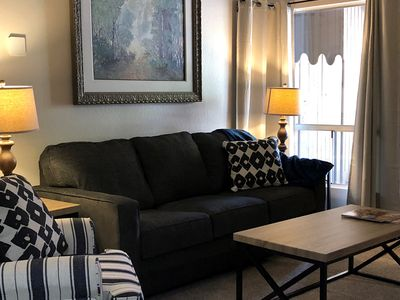 Photo for Quiet newly remodeled 2 bedroom N. Phoenix condo!