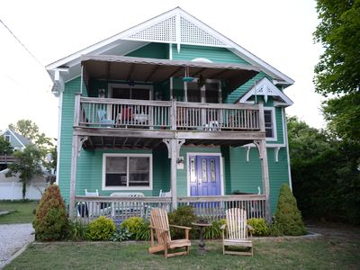 Photo for 4BR House Vacation Rental in Cape May Point, New Jersey