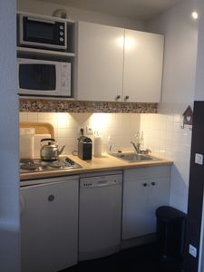 Photo for 1BR Apartment Vacation Rental in Risoul
