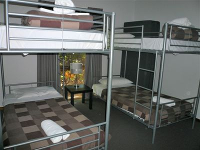 Bedroom 3 with bunks