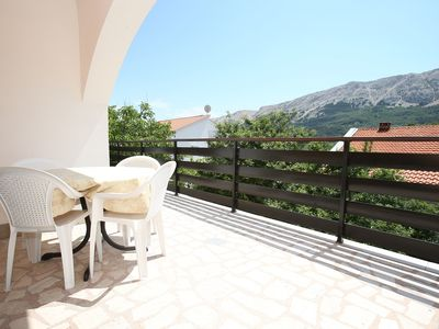 Photo for Apartments Flora / Apartment Flora 1 with 2 Double Rooms & Balcony