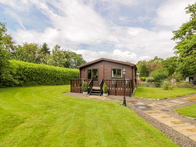 Photo for The Spinney Lodge, JEDBURGH