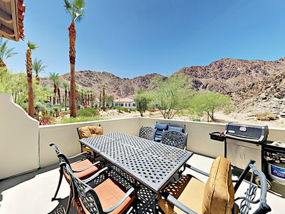 Photo for 3BR w/ Stunning Mountain Views & Private Patio - 5 Minutes to Old Town