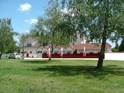 Photo for Holiday cottage Balatonmáriafürdõ for 1 - 15 people with 6 bedrooms - cottage