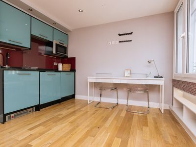 Photo for Amazing Studio Flat in Central London Stylish Cosy