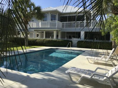 Photo for 2 Bedroom Home with Private Pool Walk to Rosemary Beach!