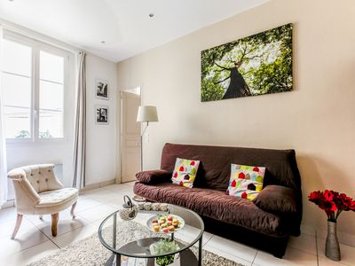 Photo for Charming, quiet and comfortable in the centre of Paris