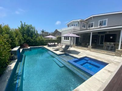 Photo for Private Hermosa Beach Pool House - Walk to Beach!