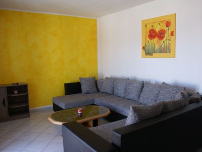 Photo for Object with 2 bedrooms and 2 BZ, air conditioning, satellite TV and internet