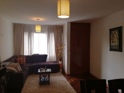 Photo for FURNISHED APARTMENT FOR GROUPS WITH GOOD LOCATION