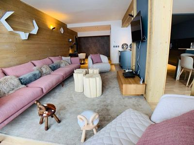 Photo for 4BR Apartment Vacation Rental in Tignes