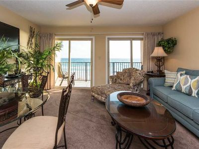 Photo for 29- Cast your cares away in this gorgeous BEACH FRONT condo that sleeps 6. Coral Reef Club