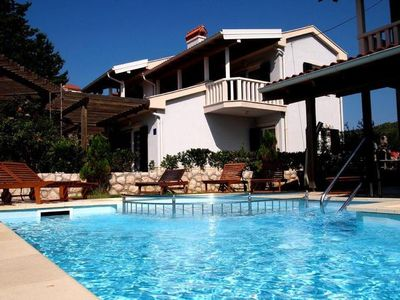 Photo for Holiday apartment Rab for 1 - 4 persons with 1 bedroom - Holiday apartment