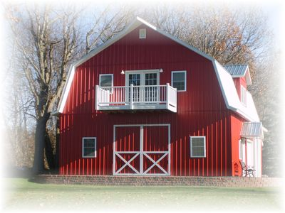 Photo for Classic Carriage Barn on the West Shore of Historic Isle LaMotte