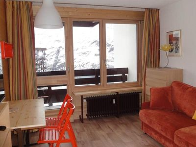 Photo for Apartment Tignes, studio flat, 2 persons