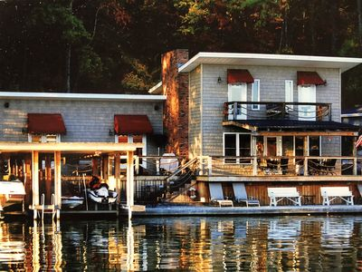 Photo for Waterfront Living on Wilson Lake