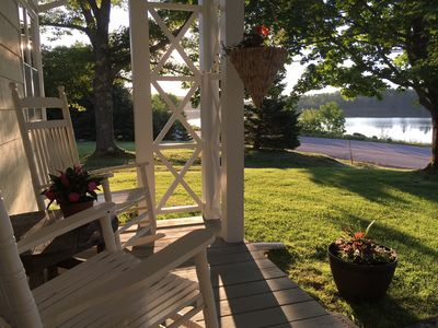 Photo for Home on Tranquil Cove Near Lunenburg