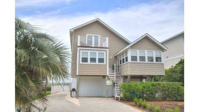 Photo for Beautifully Decorated-4 Bdrm/2 Bath Waterfront Home in Caswell Beach-Sleeps 14