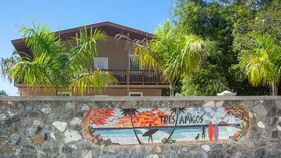 Photo for Dos Amigos Beach House Upscale Unit, with beach access, central to everything