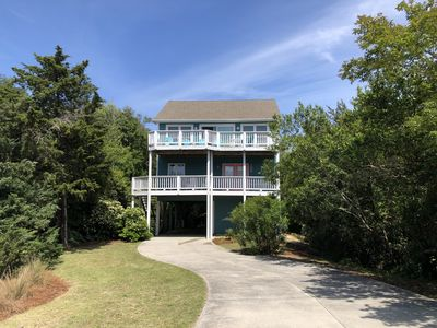 Photo for Beaches are OPEN! Bright, Clean, Affordable, and Steps to the Beach!