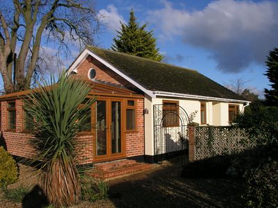 Photo for Southwold nearby, 4 star Visit Britain rated modern spacious 3 bed bungalow