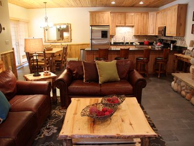 Photo for Timber Wolf Lodge condo with private bathrooms for all!