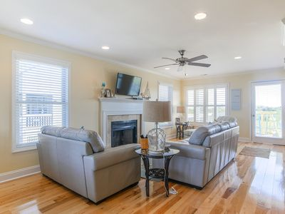 Photo for Gorgeous, Serenity Point Topsail Beach -  2BR, 2.5BA