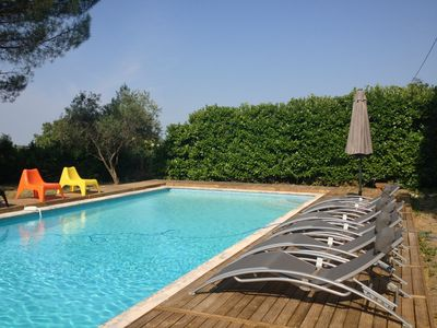 Photo for New 2012 ! Spacious village house in Provence