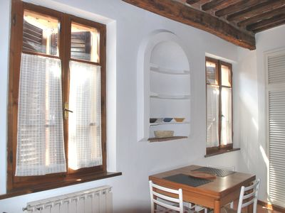 Photo for Typical apartment in the historic center of Siena