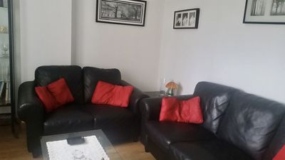 Photo for 3BR Apartment Vacation Rental in Gijón, Asturias