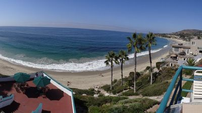 Photo for Ocean Front Condos Laguna Beach