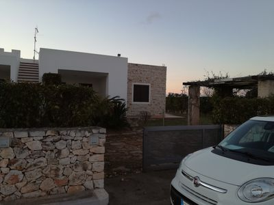 Photo for Splendid villa in Costa Merlata di Ostuni for 8 pax
