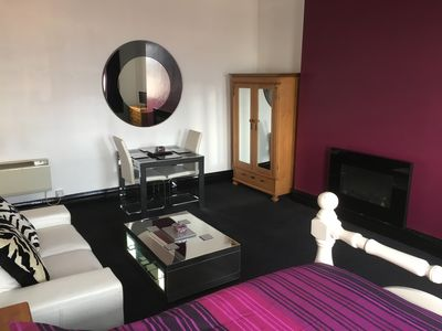Photo for Self Contained Studio Apartment Centre of Town