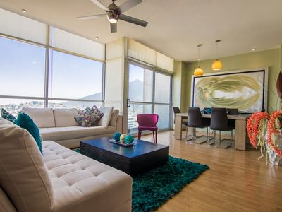 Photo for MODERN AND COMFORTABLE APARTMENT MTY VALLE ORIENTE ZONE