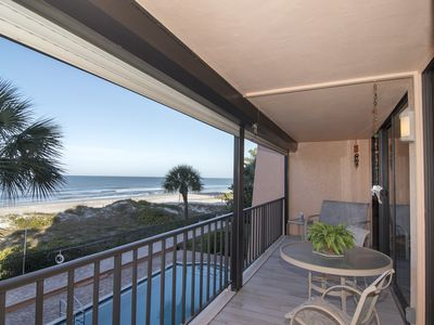 Photo for Immaculate Upscale Classy - Just Remodeled Direct Gulf Front 2BR/BA Paradise