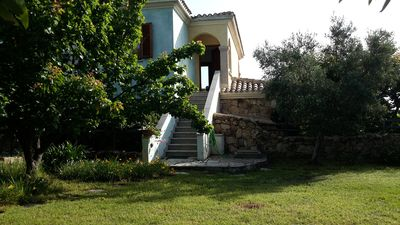 Photo for HOUSE VISTAMARE WITH SARDINIA NORTH-EAST COAST GARDEN