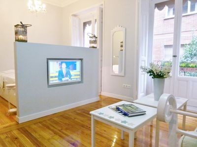 Photo for 3BR Apartment Vacation Rental in Madrid, Comunidad de Madrid