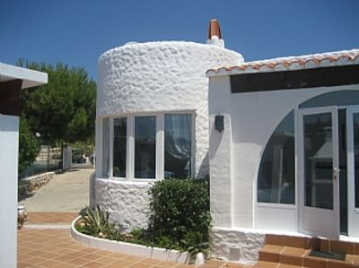 Photo for Villa El Barco in Binibeca Vell With Private Pool And Sea Views