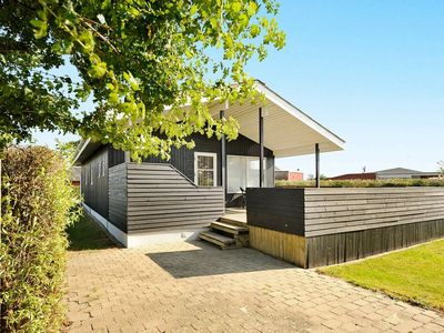 Photo for Scenic Holiday Home in Juelsminde near sea