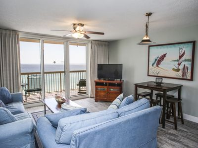 Photo for Direct Beachfront SALE 20% OFF! POOLS & Loads of Family Friendly Fun!
