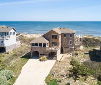 Photo for K0225 Serenity. Oceanfront, Excellent Ocean Views, Linens Provided, WiFi!