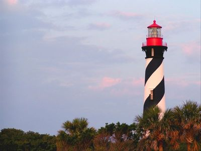 St. Augustine Beach Lighthouse guiding ships for over 100 years