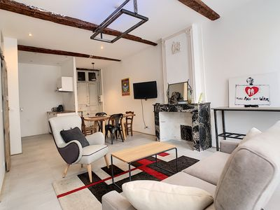 Photo for Renovated with Character, Self contained Apartment with access to a garden.
