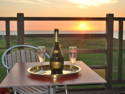 Photo for NEW!!! Studio on the Opal Coast, N.-France, with beautiful sea views.