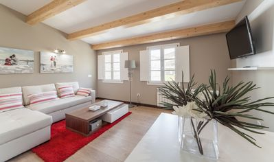 Photo for Holiday apartment Santiago de Compostela for 1 - 5 persons with 2 bedrooms - Holiday apartment