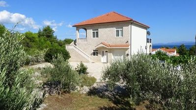 Photo for Holiday apartment Sumartin for 2 - 4 persons with 1 bedroom - Holiday apartment in a villa