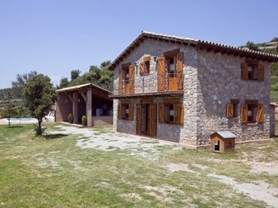 Photo for Self catering Cal Marigot - Sant Salvador for 6 people
