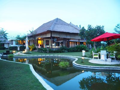 Photo for Luxury 4 Bedroom Villa in North Ubud;